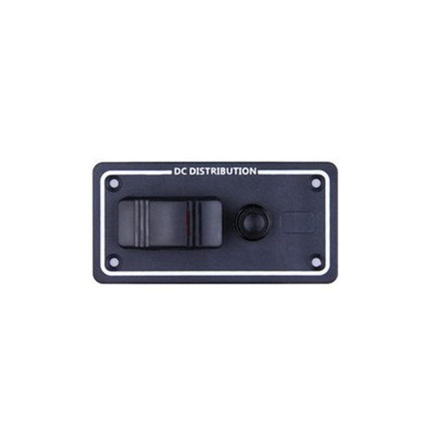 $ 34.44 Yacht accessories Modified car Touring car modification Combination switch aluminum panel PN-LB1H one way panel switch