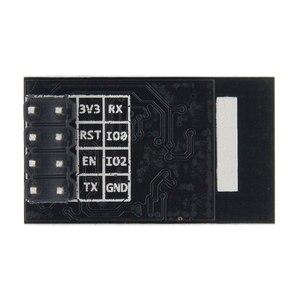 Image 2 - Улучшенная версия Φ ESP8266 беспроводной модуль с последовательным Wi Fi, беспроводной приемопередатчик ESP01