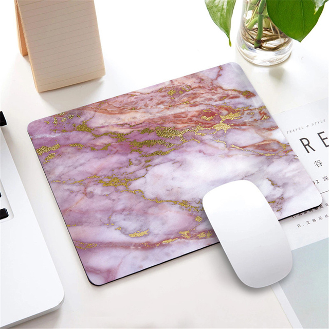 Marble Style Mousepad 5