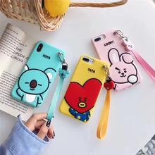 Bangtan7 BT21 IPhone Cases (3 Models)