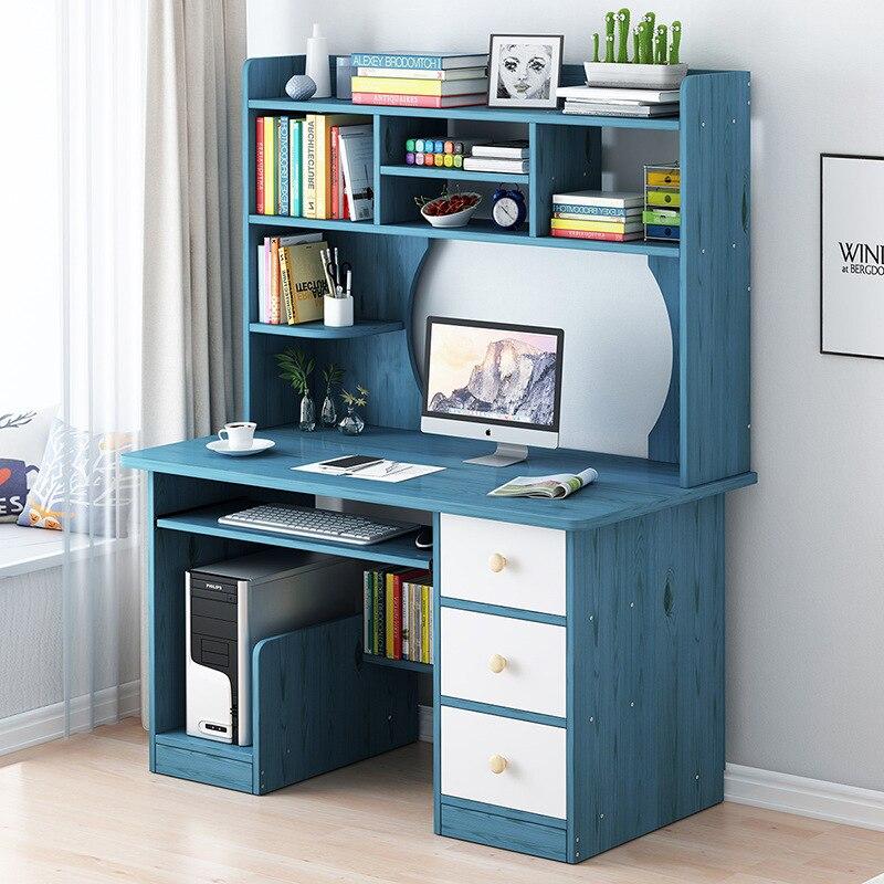 On Behalf Of Minimalist Modern Home Desktop Computer Desk Office Desk Fashion Creative Desk Province Space Writing Desk