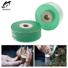 2CM x 100M Self-adhesive Nursery Stretchable Fruit Tree Grafting Tape Garden Flower Vegetable Grafting Tapes A32(China)
