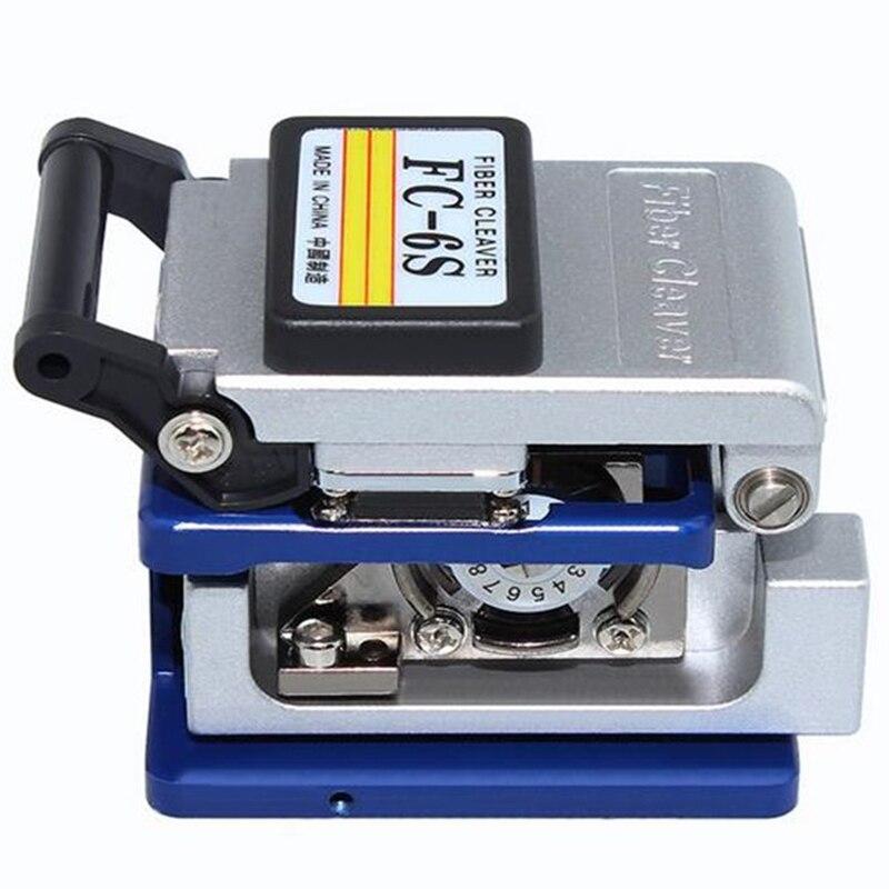 Image 2 - GTBL Cold Contact Dedicated Metal Fiber Cleaver FC 6S Cutting Fiber Knife FTTH Fiber Optic Cable Cutter Knife Fiber Cleaver ToolWire EDM Machine   -