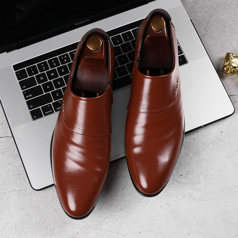 Oxfords Business and Wedding Leather Shoe 8