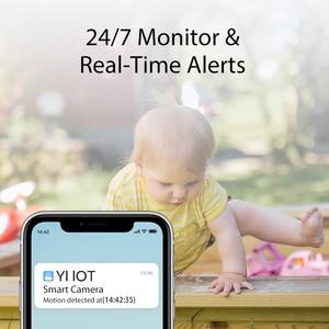 Image 5 - YI loT 1080P Outdoor Kamera Wetter Wireless IP Cam Nachtsicht Sicherheit Überwachung Kamera YI Cloud Verfügbar EU