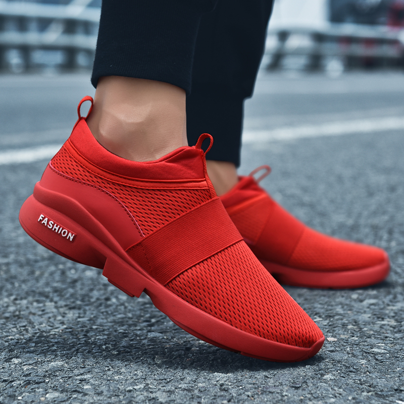 Casual Sneaker 2020 Men Casual Shoes Men Shoes Light Breathable Walking Shoes Men Sneakers Male Trend Comfortable Running Shoes