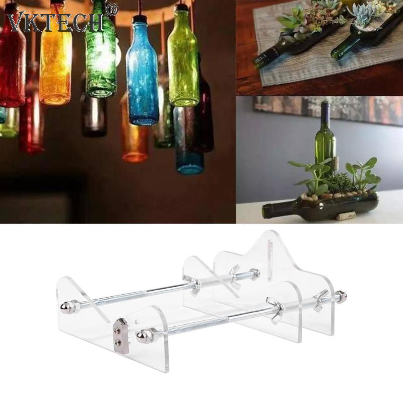 Professional Manual Wine Beer Glass Bottle Cutter DIY Decor Tools Machine