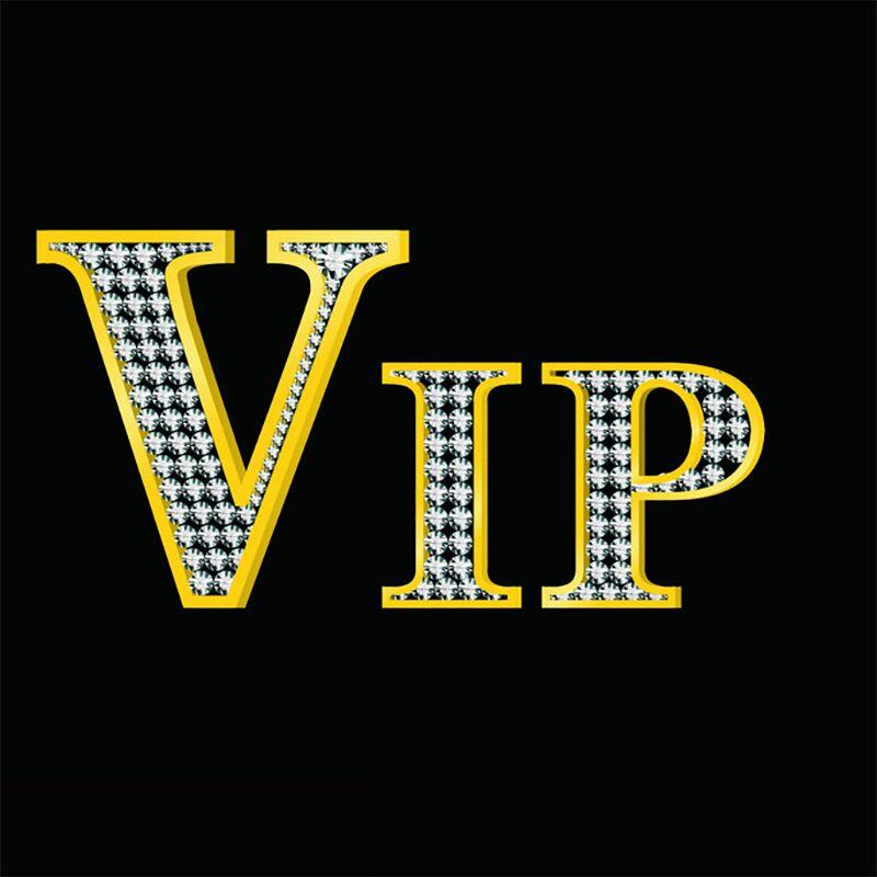Vip Customer Replenishment Card