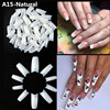 A15 Nails natural