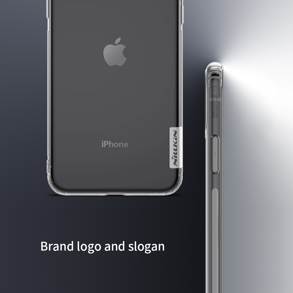 Nilikin Clear Case for iPhone 11/11 Pro/11 Pro Max 11