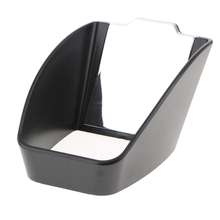 Sıcak ayakkabı ışığı damperli difüzör reflektör için DSLR kameralar ile Pop up flaş