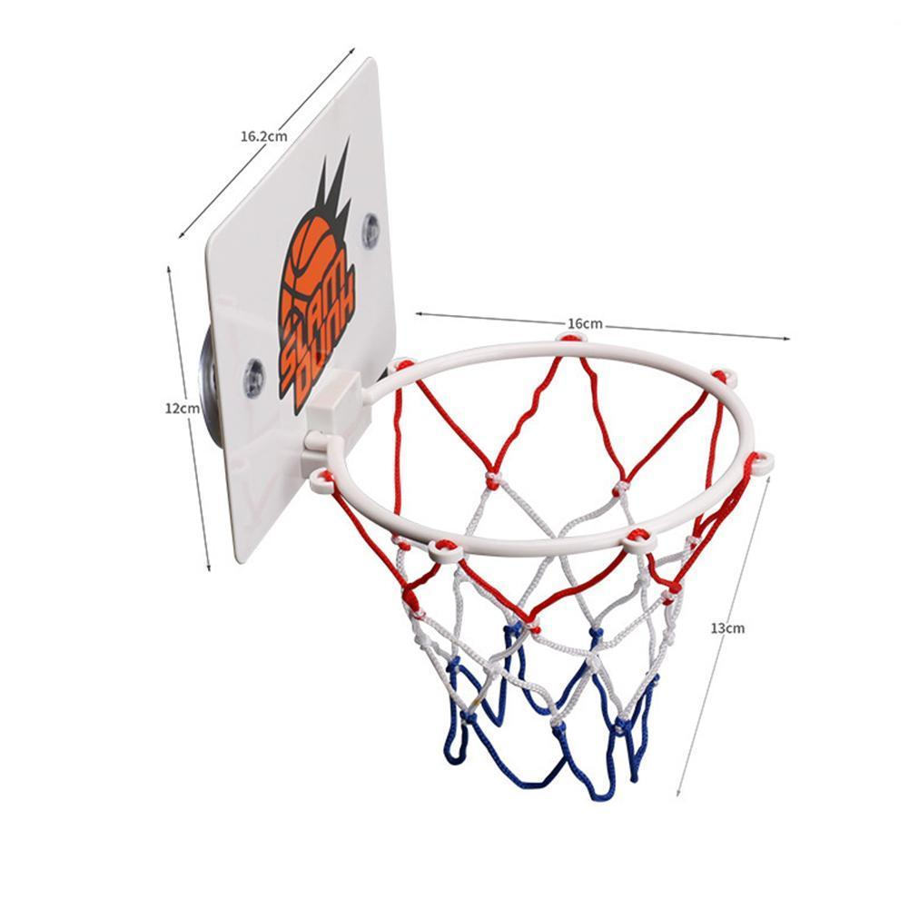 2020 Portable Mini Basketball Hoop Toys Kit Indoor Toy Game Children Basketball Sports For Adult Fans Set Q2A6