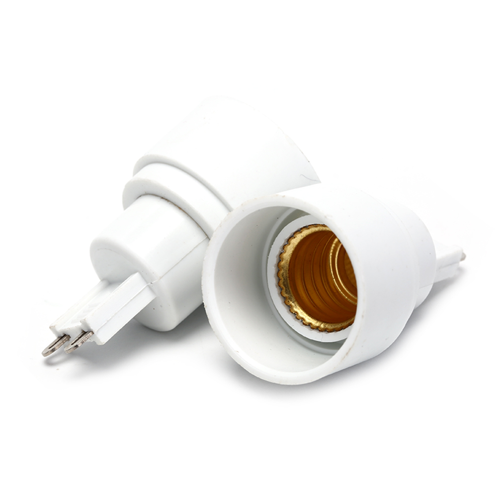 Новый G9 к E14 Цоколь для галогенного CFL светильник лампа адаптер конвертер держатель светильник лампа база гнездо преобразования