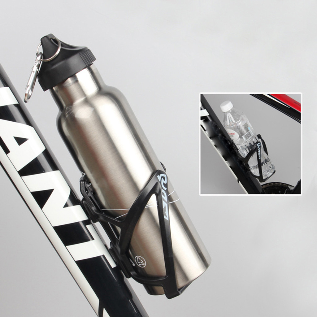 Aluminum Alloy Water Bottle Holder Sports Bike Bicycle Cycling Drink Racks Cage