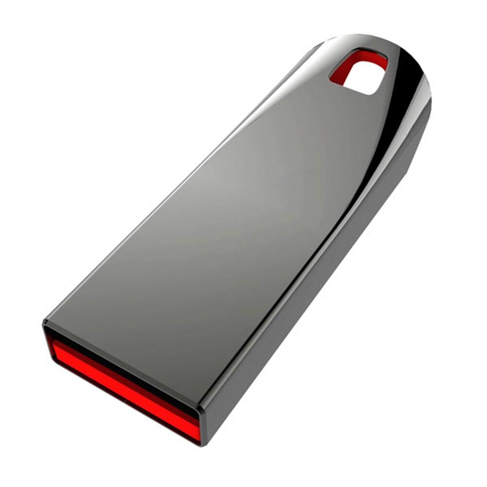 metal pen drive waterproof usb flash drive 4GB 8GB16GB 32GB 128GB 256GB memory stick pendrive u stick