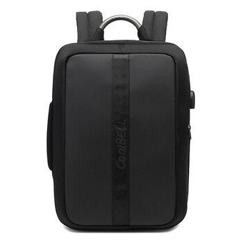 2019 Men Backpack Polyester Male Travel Bag Backpacks Fashion Men Designer Student Bag Laptop Bag High Capacity Backpack