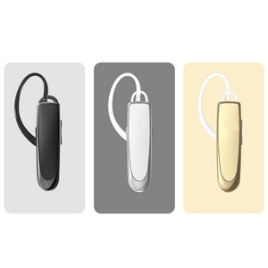 Image 1 - 1 Bộ Tai Nghe Không Dây Bluetooth Tai Nghe Tai Nghe BT4.0 CSR4.0 Loại Bỏ Tiếng Ồn Micro Lái Xe Du Lịch Mới Be E