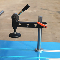 Adjustable Woodworking Machinery Fittings Woodworking Push Panel Saw Precision Panel Saw Table Saw Accessories Manual Feeder Pre
