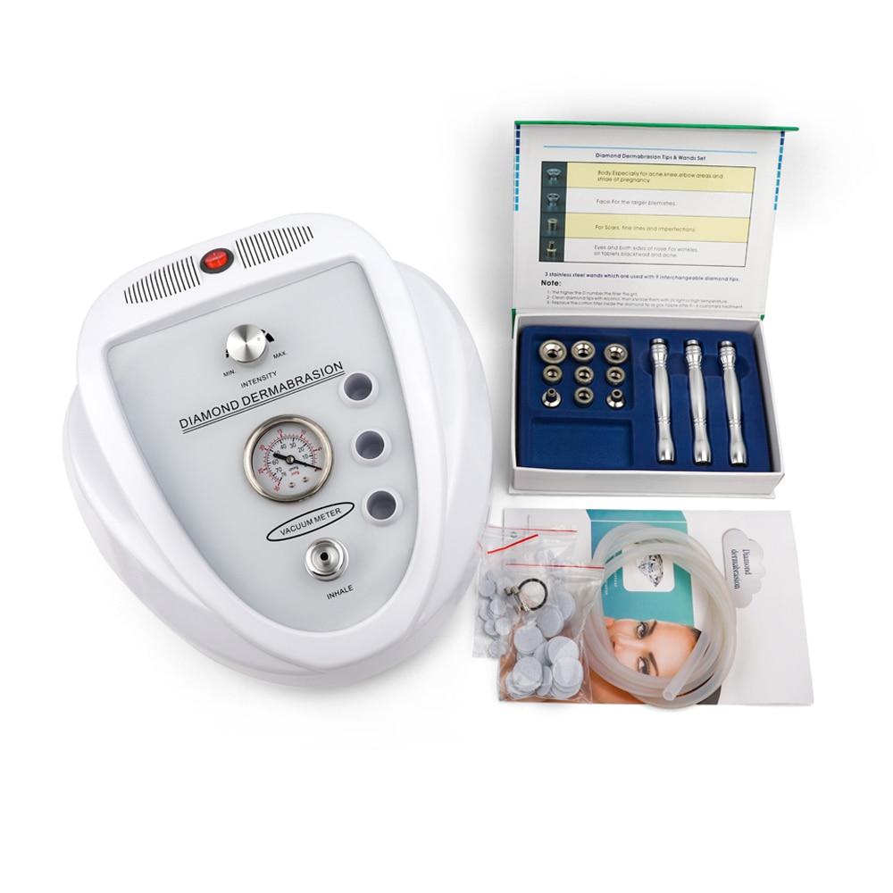 Deciniee Diamond Microdermabrasion Dermabrasion Machine Water Spray Exfoliation Beauty Machine Wrinkle Facial Peeling Skin Care