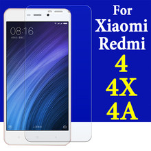 Protective glass on for xiaomi redmi 4x 4a 4 ksiomi x4 a4 a x mi tempered glas protector xiaomei xiomi xaomi redme rdmi redmi4(China)