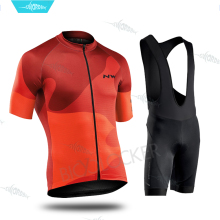 Pro Team Jersey Cycling Clothing Bike Uniform Men Cycling Sets Triathlon Skinsuit Bicycle Short Sleeve Kit Road Bike Suit Summer santic men cycling jersey sets long sleeve warm thermal sport cycling base layer sets skinsuit bike suits kits bicycle clothing