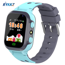 Kids Smartwatch Anti Lost Child Smart watch GSM Tracker SOS Smart Monitoring Positioning Phone Kids Baby Watch for IOS & Android smart phone watch children kid wristwatch gsm gprs gps locator tracker anti lost touch smartwatch child guard for ios android