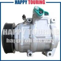 Hohe Qualität 10PA17C A/C AC Kompressor für KIA SORENTO ICH 2002 2012 977013E800 977013E801 97701 3E800 97701 3E801-in Klimaanlage aus Kraftfahrzeuge und Motorräder bei