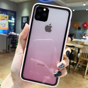 Transparent Cover iPhone 11 Pro Max