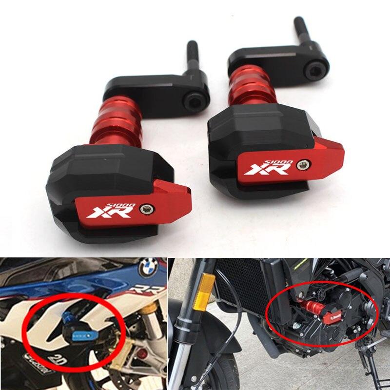 Для BMW S1000XR S1000 XR S 1000XR S 2010-2018 мотоциклетная защитная рамка для защиты от падения слайдер обтекатель защита от Краш Pad протектор