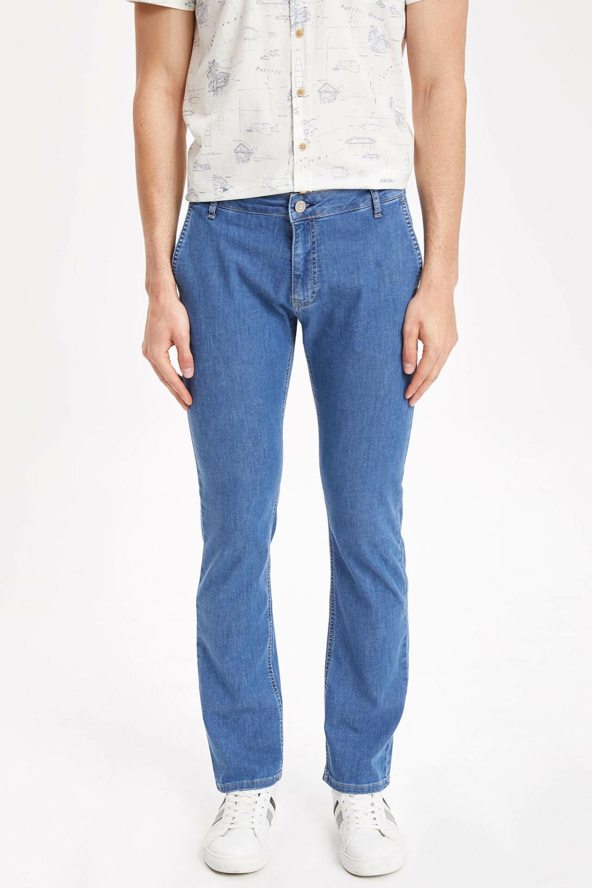 DeFacto Man Trousers-K9196AZ19SM