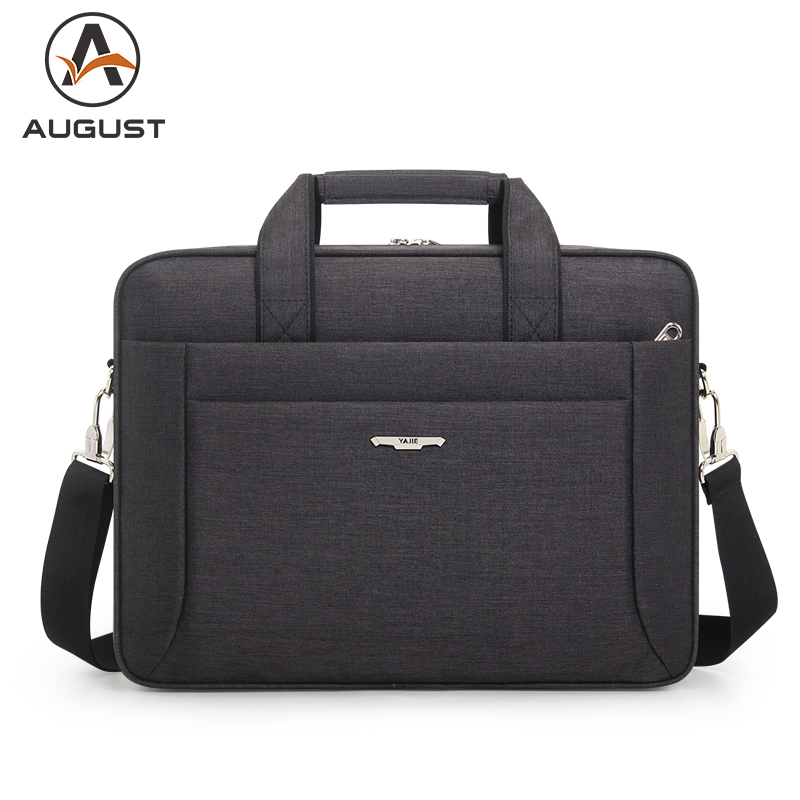 Men Women Business Handbag 14 15.6 Inch Laptop Briefcase High Quality Office Bag Casual Messenger Shoulder Bag