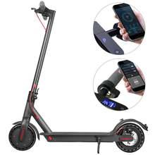 Aovo 104ah 35 км Диапазон электрический скутер Смарт приложение