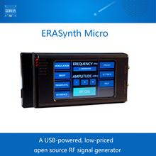 ERASynth Micro zasilany przez USB po niskich cenach open source sygnał RF generator Arduino oprogramowanie oparte na radio tanie tanio Waveshare RISC-V NONE CN (pochodzenie)