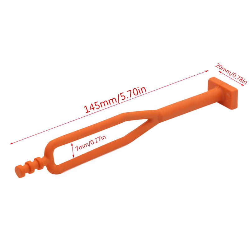 Universal Rubber Ties Sidestand For KTM 98-19 Husaberg 09-14 Accessories Replacement Durable Made Of High Quality Rubber, Good W