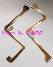 2 piezas/Nueva LCD Flex Cable para Panasonic NV GS75 NV GS78 NV GS65 GS65 GS75 GS78 cámara de vídeo de reparación de la parte