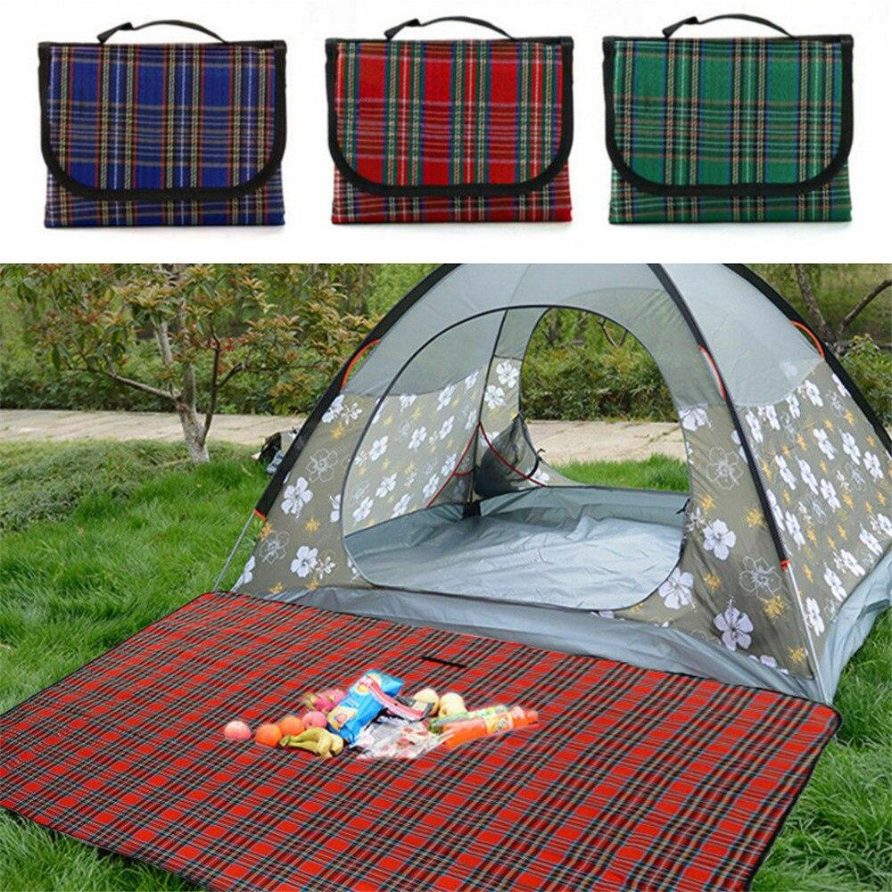 Пикник одеяло коврик 150% 2A200см водонепроницаемый флис кемпинг открытый пляж фестиваль коврик быстрая доставка