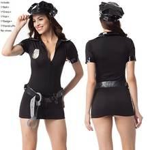 2020 сексуальный женский КС полицейский форма полиции Для женщин