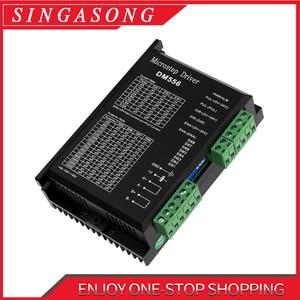 Image 1 - Digital Stepper motor driver dm556 2 phase 5.6A for 57 86 stepper motor NEMA23 NEMA34 Stepper Motor Controller