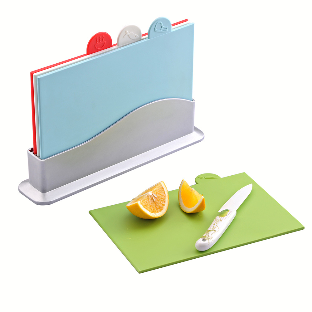 Cutting-Board Sterile Plastic Kitchen With Bra Food-Supplement Assorted Non-Toxic Baby