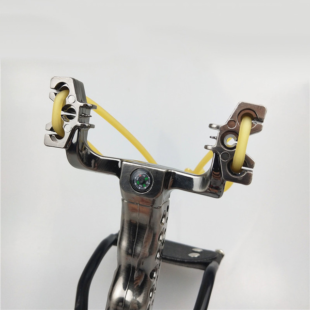 High power speed hunting fishing slingshot shooting arrow bow powerful catapult fishing compound bow fishing 5