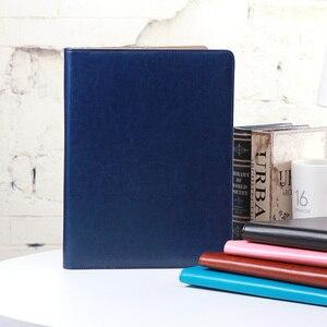 Image 5 - Uchwyt na telefon A4 Folder biznesowy menedżer kalkulator konferencyjny organizer do dokumentów układ Carpetas szkolne materiały biurowe