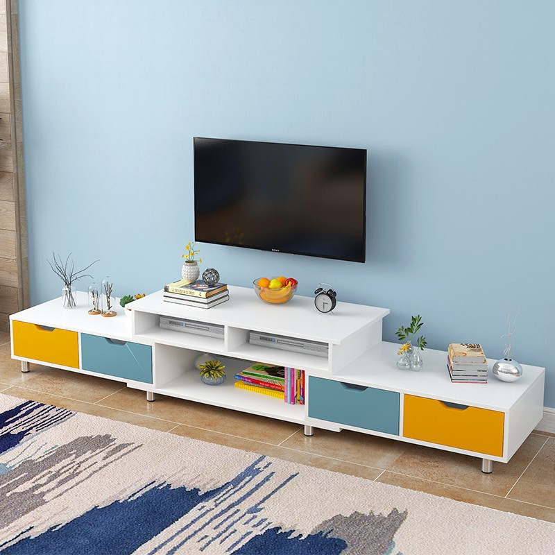VIP Television Cabinet Simple TV Stand Multi-functional Floor Cabinet