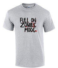 Izombie Full On Zombie Mode Tshirt T-Shirt Tee Shirt Any Liv Moore Adult Summer Streewear Size:S-3Xl(China)