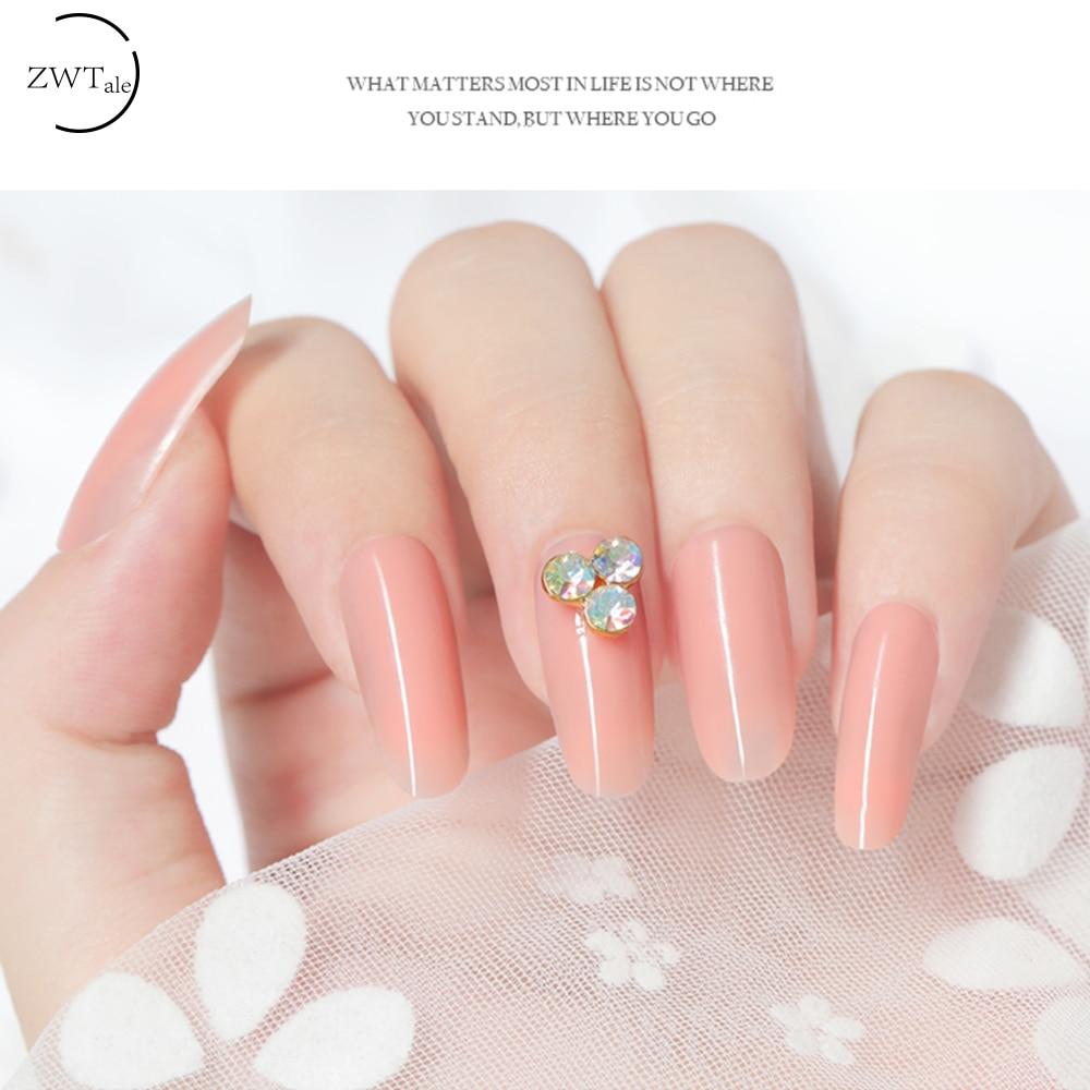 ZWTale 30ml Polygel Set UV Gel Varnish semi permanant uv Manicure Nails Art Gel Polish Quick Building Manicure Tips Poly Gel in Nail Gel from Beauty Health