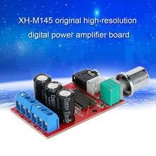 XH M145 ses gürültü azaltma termal koruma kolay kullanım D sınıfı amplifikatör kurulu dijital güç geniş gerilim Anti korozyon