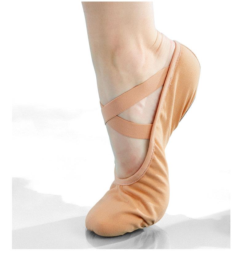 一体帆布软底鞋免系带_09