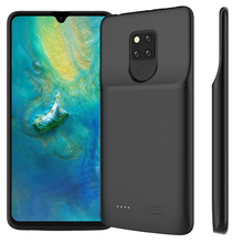 For Huawei Mate 20 X Mate 20 X (5G) 6000mAh Battery Charger Case Extended Battery Backup Power Protective Cover Back Case Fundas