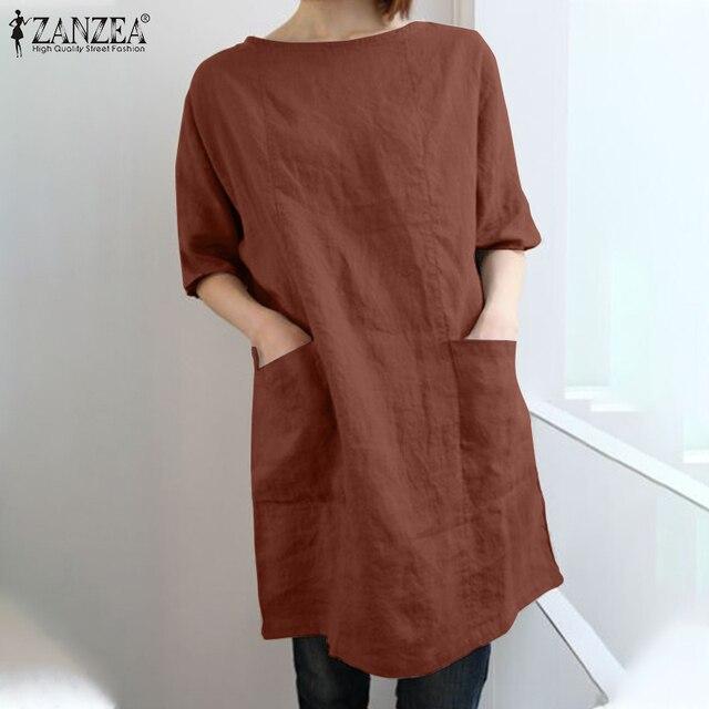 Vintage Short Sleeve Solid Shirt  3