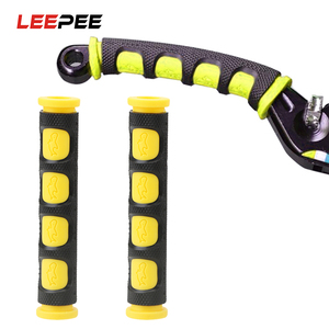 LEEPEE 2 Pieces Motorbike Brake Clutch Lever Cover Handlebar Grips Motorcycle Handgrip Guard Cover Anti-Skid Moto Accessories