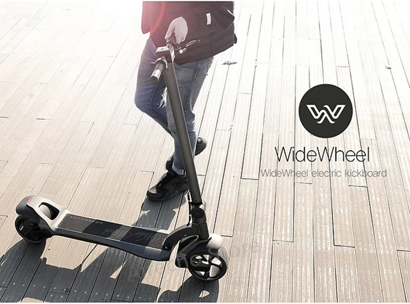 w 1000 w kickscooter duas rodas duplo motor skate